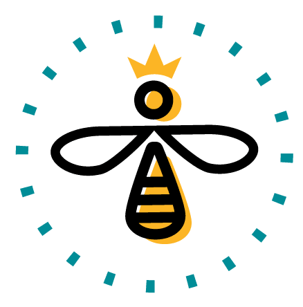 Queen Bee Icon