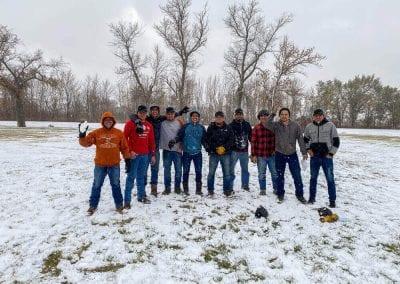 Fun in the Snow image