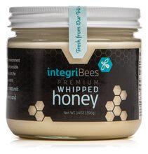 integriBees ND Whipped (Creamed) Honey in bottle